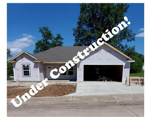 922 S Calhoun St, Mexico, MO 65265 (MLS #394212) :: Columbia Real Estate
