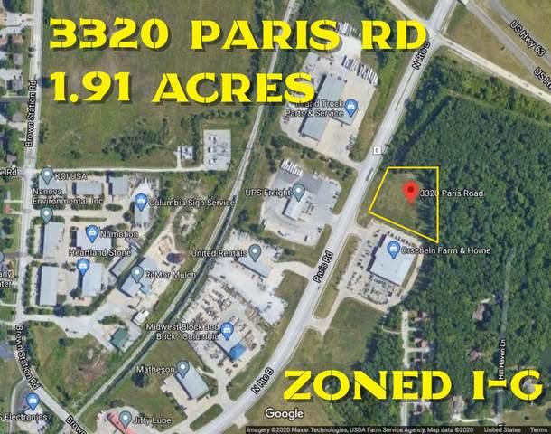 3320 Paris Rd, Columbia, MO 65202 (MLS #394252) :: Columbia Real Estate