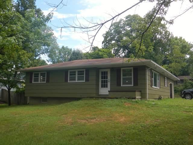 210 W Thurman St, Columbia, MO 65202 (MLS #394282) :: Columbia Real Estate
