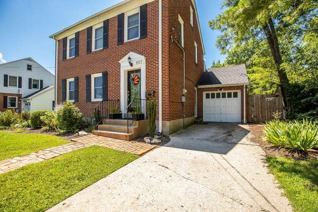 607 S West Blvd, Columbia, MO 65203 (MLS #394324) :: Columbia Real Estate