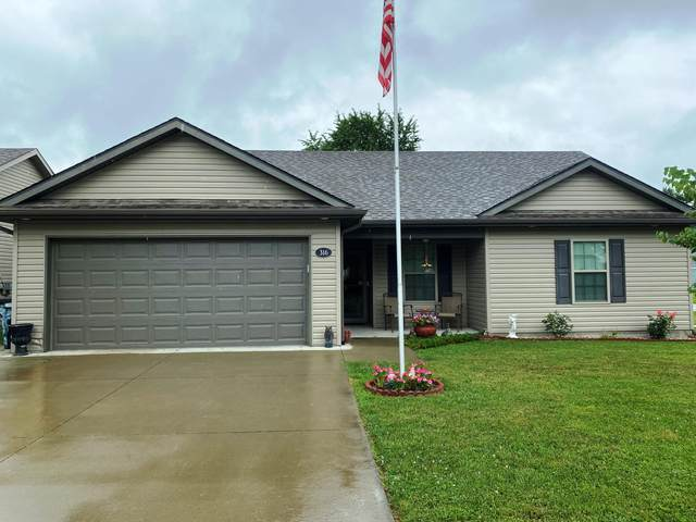316 W Singleton St, Centralia, MO 65240 (MLS #394372) :: Columbia Real Estate