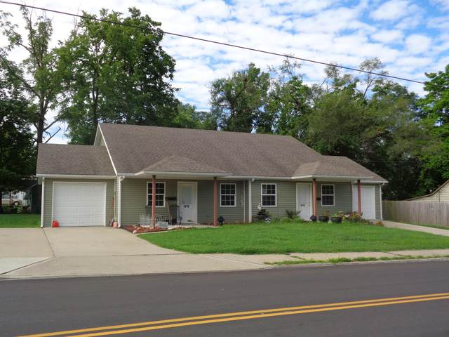 1510-1512 W Worley St, Columbia, MO 65203 (MLS #394403) :: Columbia Real Estate