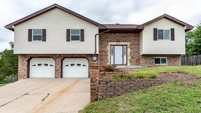 2314 Colonial Hills Rd, Jefferson City, MO 65109 (MLS #394418) :: Columbia Real Estate