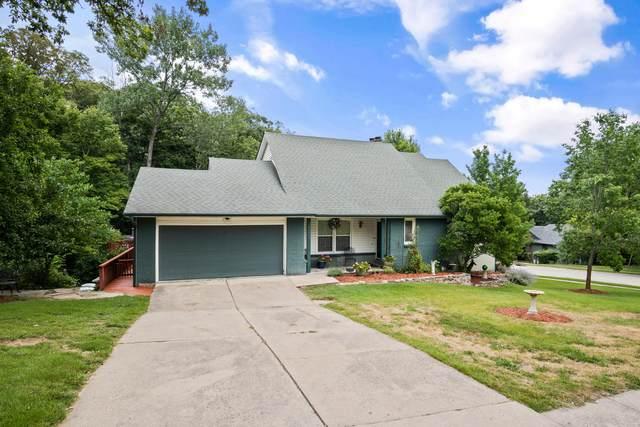 400 Woodridge Dr, Columbia, MO 65201 (MLS #394457) :: Columbia Real Estate