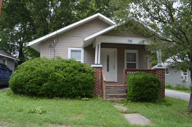 705 Fairview Ave, Columbia, MO 65201 (MLS #394520) :: Columbia Real Estate