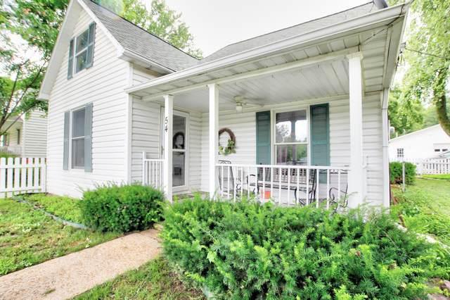 54 W N Center St., Hartsburg, MO 65039 (MLS #394522) :: Columbia Real Estate