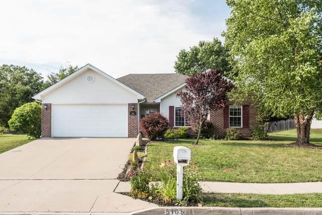 5105 Granite Dr, Columbia, MO 65202 (MLS #394539) :: Columbia Real Estate