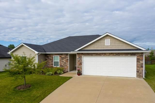 5803 Abbington Ct, Columbia, MO 65203 (MLS #394589) :: Columbia Real Estate