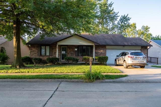 802 Medina Dr, Columbia, MO 65202 (MLS #394648) :: Columbia Real Estate