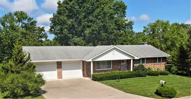 201 Rothwell Dr, Columbia, MO 65203 (MLS #394652) :: Columbia Real Estate