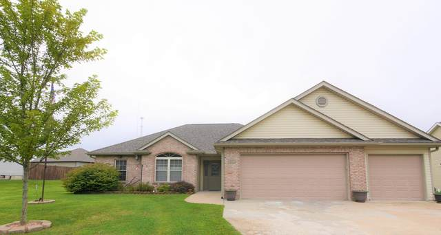 1327 Woodridge Ln, Moberly, MO 65270 (MLS #394688) :: Columbia Real Estate