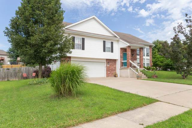 1007 Darien Drive Dr, Columbia, MO 65203 (MLS #394691) :: Columbia Real Estate