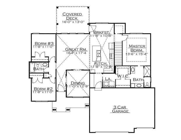 5522 Fremont Ct Lot 512, Columbia, MO 65203 (MLS #394714) :: Columbia Real Estate