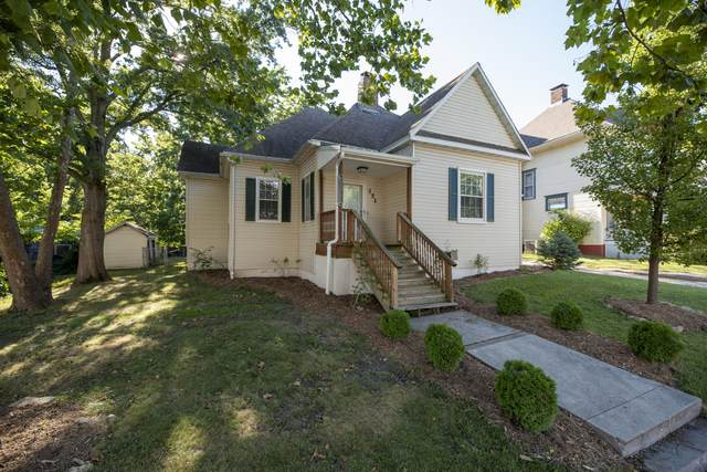 151 Kirby St, Moberly, MO 65270 (MLS #394866) :: Columbia Real Estate