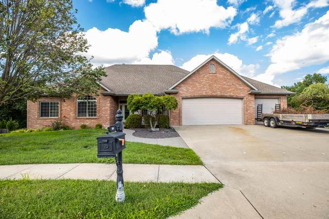 1605 Brookfield Manor, Columbia, MO 65203 (MLS #394959) :: Columbia Real Estate