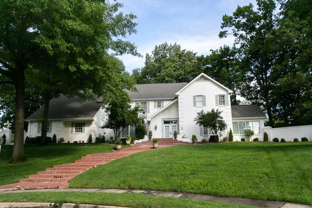 2809 Overhill Rd, Columbia, MO 65203 (MLS #394999) :: Columbia Real Estate