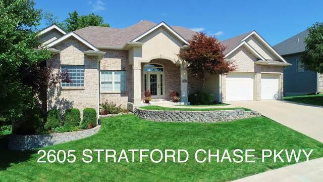 2605 Stratford Chase Pkwy, Columbia, MO 65201 (MLS #395181) :: Columbia Real Estate