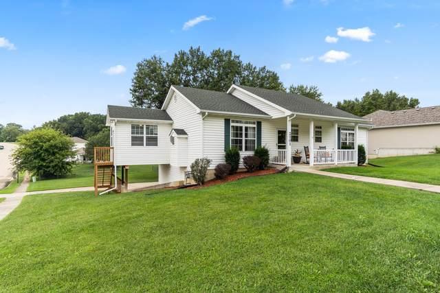 2101 Lafayette Ct, Columbia, MO 65202 (MLS #395315) :: Columbia Real Estate