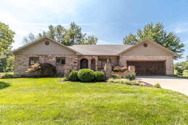 1208 Willowcreek Ln, Columbia, MO 65203 (MLS #395342) :: Columbia Real Estate