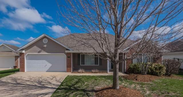 805 Ames Dr, Columbia, MO 65201 (MLS #395344) :: Columbia Real Estate
