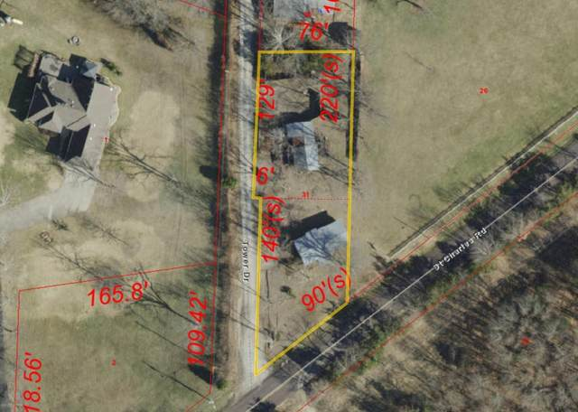 2 LOTS Tower Dr, Columbia, MO 65201 (MLS #395367) :: Columbia Real Estate