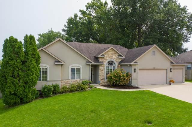 3304 Braden Dr, Columbia, MO 65203 (MLS #395370) :: Columbia Real Estate