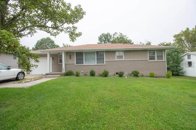 111 Sondra Ave, Columbia, MO 65202 (MLS #395423) :: Columbia Real Estate
