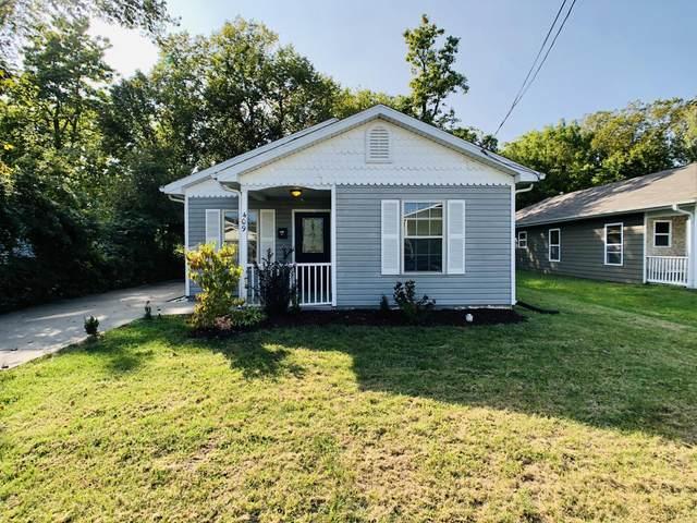 409 Mcbaine Ave, Columbia, MO 65203 (MLS #395487) :: Columbia Real Estate