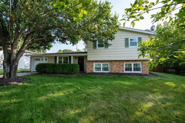 1810 Highridge Dr, Columbia, MO 65203 (MLS #395499) :: Columbia Real Estate