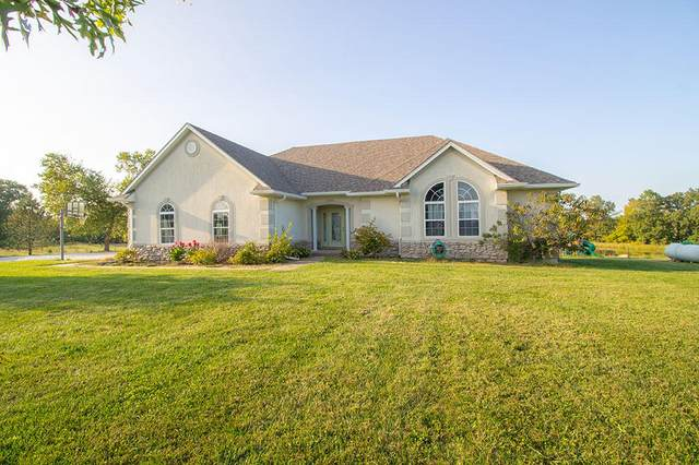 3051 S Rangeline Rd, Columbia, MO 65201 (MLS #395527) :: Columbia Real Estate