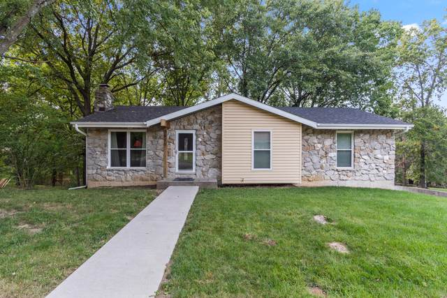 3511 Deer Run Dr, Columbia, MO 65202 (MLS #395570) :: Columbia Real Estate