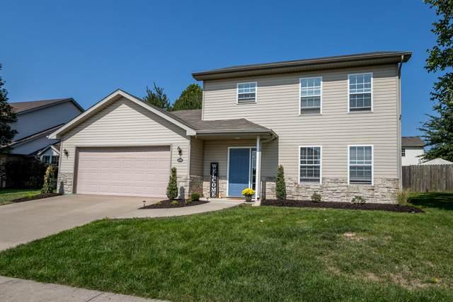 2201 Windstone Dr, Columbia, MO 65201 (MLS #395574) :: Columbia Real Estate