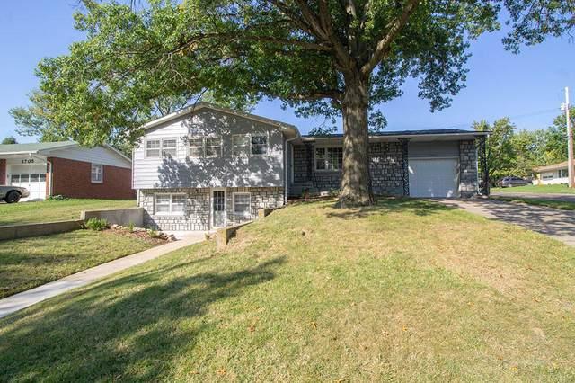 1707 Jackson St, Columbia, MO 65202 (MLS #395579) :: Columbia Real Estate