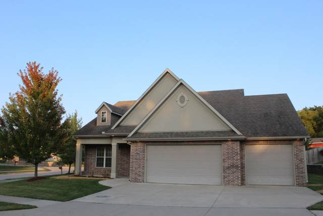 3210 Belinda Ct, Columbia, MO 65203 (MLS #395589) :: Columbia Real Estate