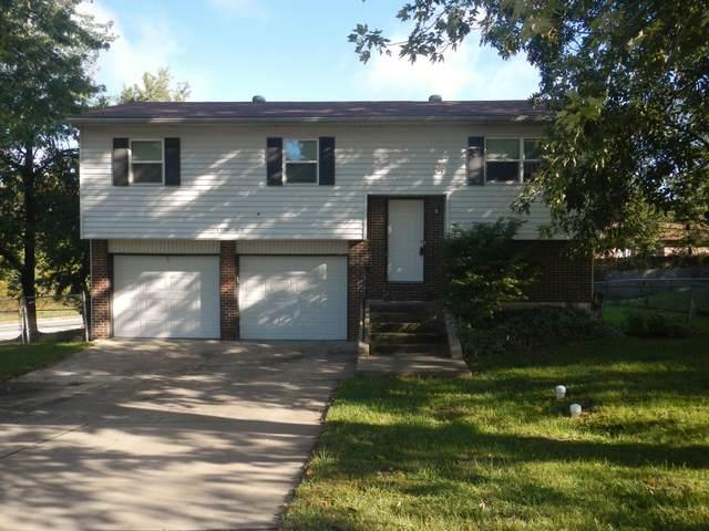 3301 Sherwood Dr, Columbia, MO 65202 (MLS #395618) :: Columbia Real Estate