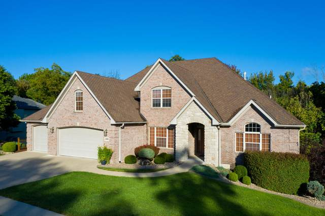 3809 Trefoil Dr, Columbia, MO 65203 (MLS #395641) :: Columbia Real Estate
