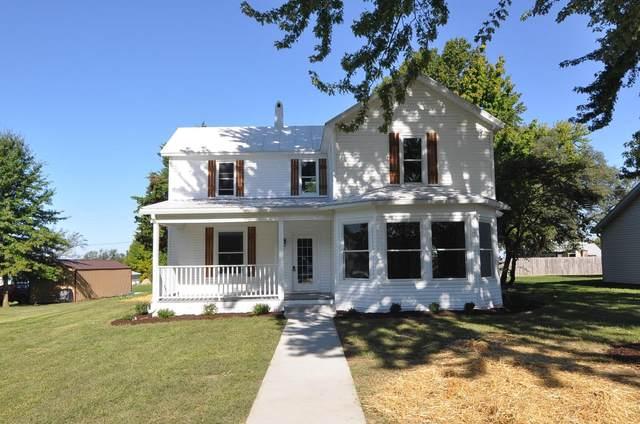 208 W 2ND St, Pilot Grove, MO 65276 (MLS #395733) :: Columbia Real Estate