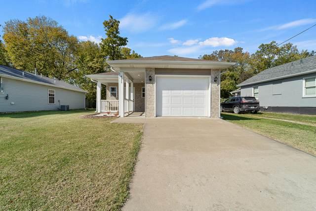 411 Mcbaine Ave, Columbia, MO 65203 (MLS #395856) :: Columbia Real Estate