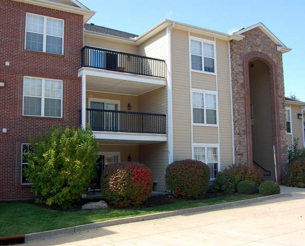 4100 W Worley St #203, Columbia, MO 65203 (MLS #395878) :: Columbia Real Estate