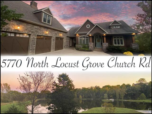 5770 N Locust Grove Church Rd, Columbia, MO 65202 (MLS #395897) :: Columbia Real Estate