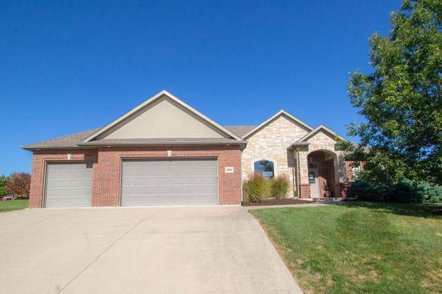 3801 Amaryllis Ct, Columbia, MO 65203 (MLS #395934) :: Columbia Real Estate