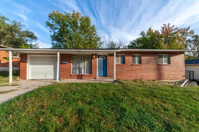 2007 Hazelwood Dr, Columbia, MO 65201 (MLS #395994) :: Columbia Real Estate