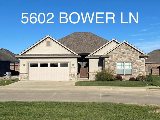 5602 Bower Ln, Columbia, MO 65201 (MLS #396042) :: Columbia Real Estate
