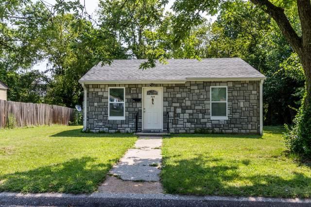 504 Oak St N/A, Columbia, MO 65203 (MLS #396060) :: Columbia Real Estate