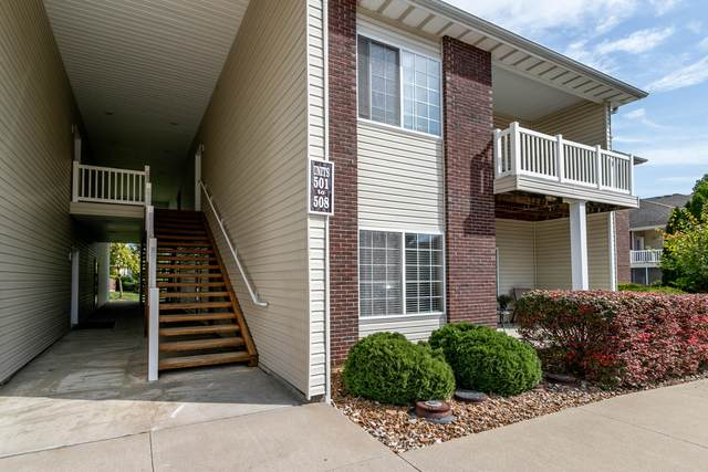1100 Kennesaw Rdg #508, Columbia, MO 65202 (MLS #396070) :: Columbia Real Estate