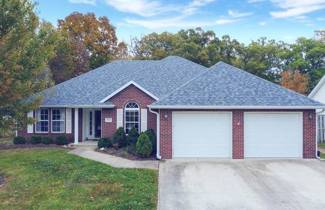 204 Elderbrook Dr, Columbia, MO 65201 (MLS #396074) :: Columbia Real Estate