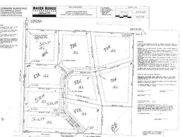 LOT 9 Dry Fork Acres, New Bloomfield, MO 65036 (MLS #396083) :: Columbia Real Estate