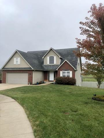 2107 Dickinson Ct, Columbia, MO 65202 (MLS #396098) :: Columbia Real Estate