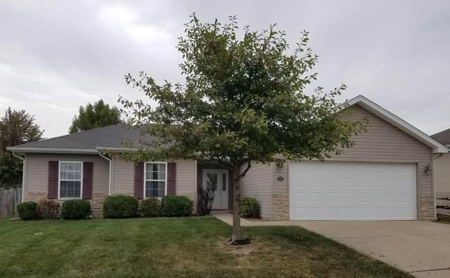 2209 Windstone Dr, Columbia, MO 65201 (MLS #396143) :: Columbia Real Estate