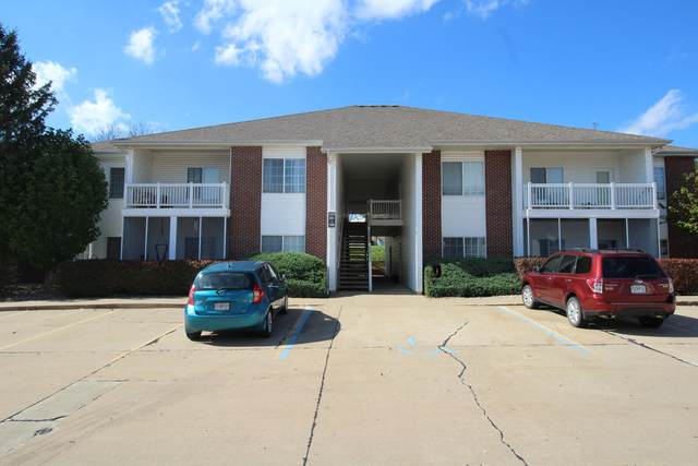 1115 Kennesaw Ridge Rd #207, Columbia, MO 65202 (MLS #396144) :: Columbia Real Estate